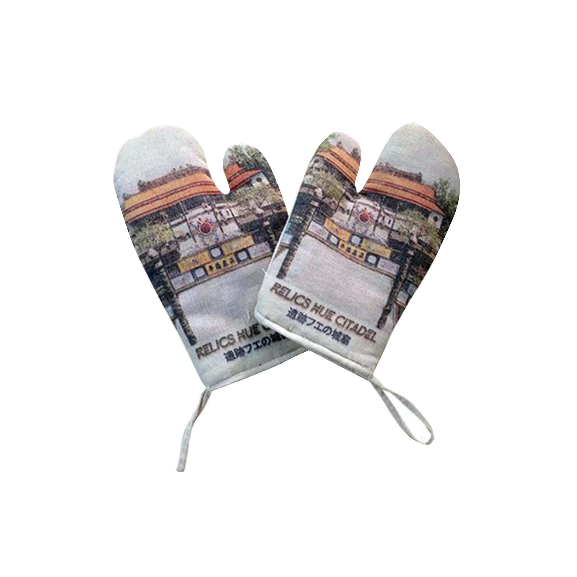Apron - Mitten - Glove 7