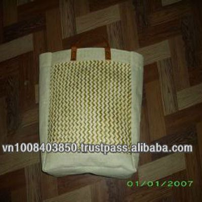 Novelty straw bag ( 12NO/HH)