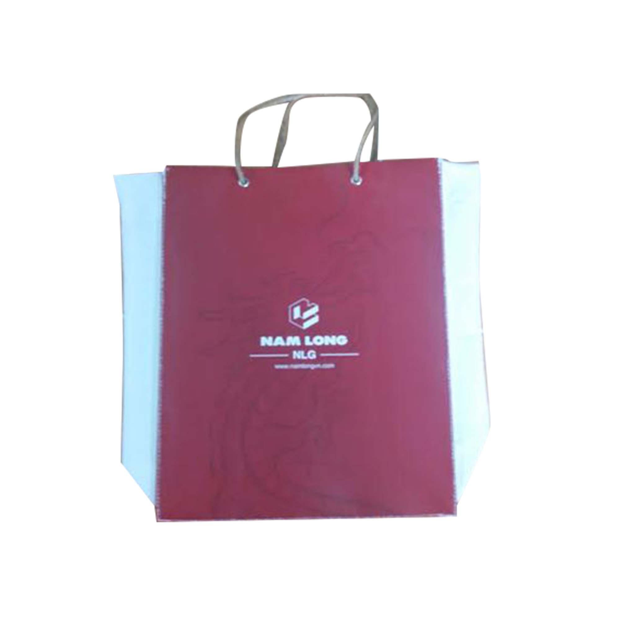 Paper tote bag ( 01G/HH)