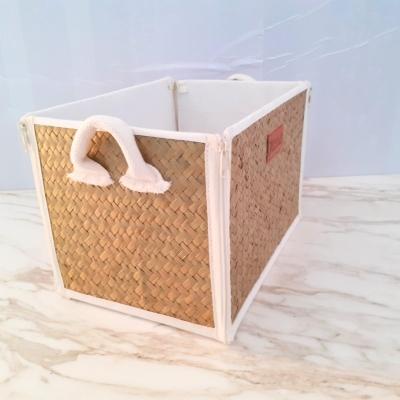 The storage basket made in viet nam